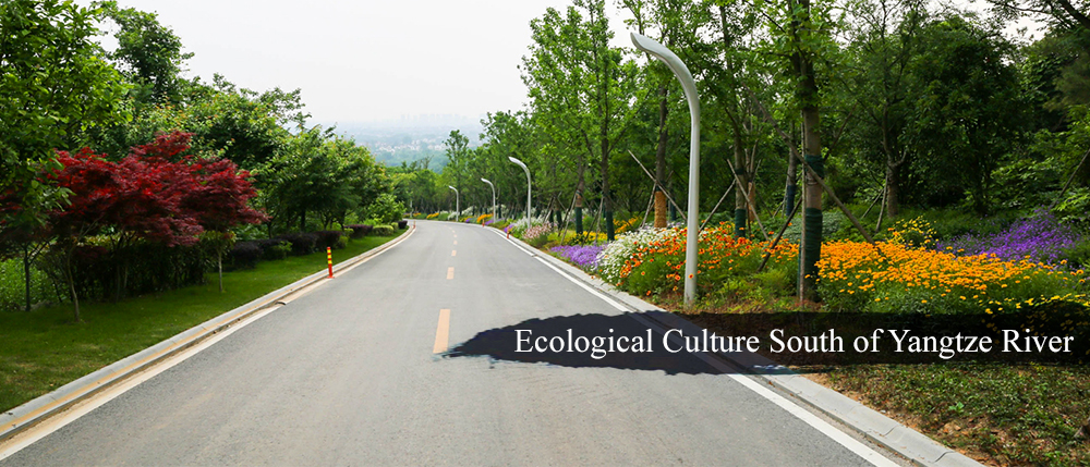 Ecological Culture in the Southern Part of Yangtze River
